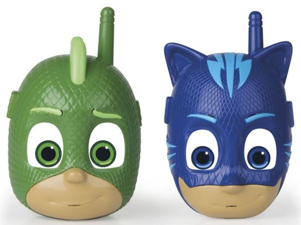 PJ Masks - Walkie Talkie Set