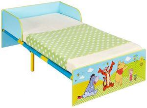 Winnie the Pooh - Kinderbett - ca. 70 x 140 cm
