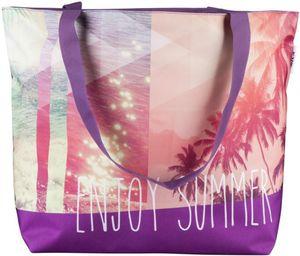 Strandtasche - Enjoy Summer - aus Textil - 59 x 40 x 20 cm