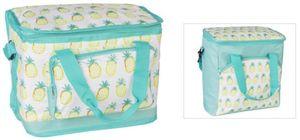 Kühltasche - Ananas - aus Textil - verschiedene Größen
