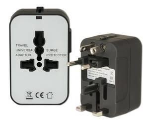 Reiseadapter mit 2 USB Anschlüssen Arcas