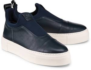 Fashion-Sneaker von Marc O'Polo in blau für Damen. Gr. 41