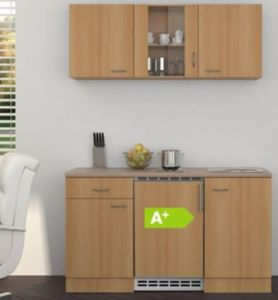 Flex-Well Küchenzeile 150 cm G-150-1001-022 Nano