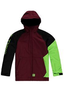 O´Neill Grid - Snowboardjacke für Jungs - Rot