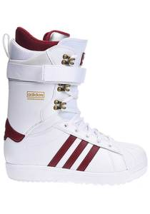 Adidas Snowboarding Superstar ADV - Snowboard Boots für Herren - Weiß