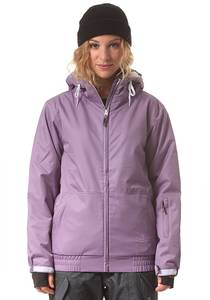 Light Bloom - Jacke für Damen - Lila