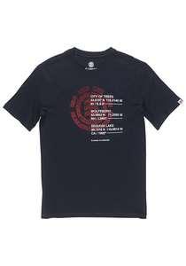 Element Base - T-Shirt für Herren - Schwarz