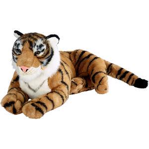 Kuschelwuschel Tiger liegend, ca. 60 cm