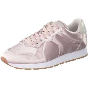 Esprit Plateau Sneaker Damen rosa