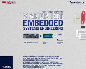 Maker Kit Embedded Software Engineering