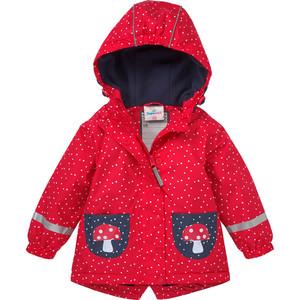 Baby Regenjacke mit Punkten
