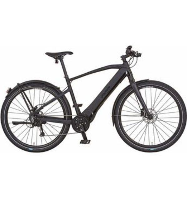 Prophete Trekking E Bike Mittelmotor 36v250w 28 Zoll 8 Gang