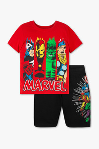 Disney Boys         Marvel Comics - Outfit - 2 teilig