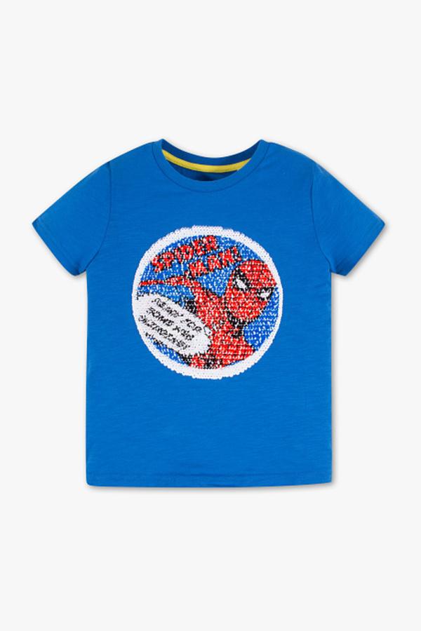 Disney Boys         Marvel - Kurzarmshirt - Bio-Baumwolle