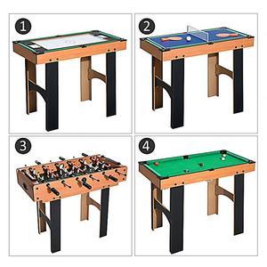 4 in 1 Multi Spieltisch