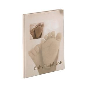 HAMA   Baby-Tagebuch Baby Feel