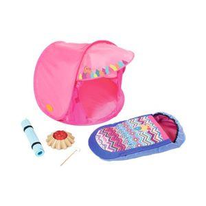 ZAPF  BABY BORN Camping Set Play&Fun