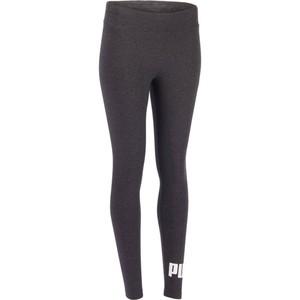 PUMA Leggings Fitness Damen dunkelgrau, Größe: M