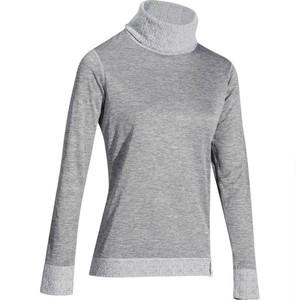 WED´ZE Skiunterwäsche Funktionsshirt 2Warm Top Damen grau , Größe: XS