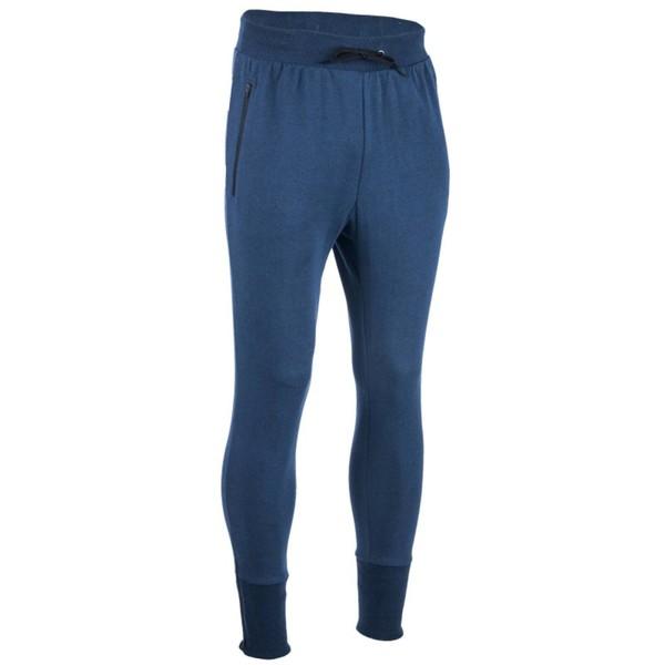 61326e66683c DOMYOS Jogginghose Gym 540 Skinny Fitness Herren blau, Größe  L   W34 L34.  Decathlon
