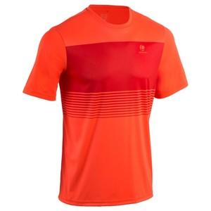 ARTENGO Tennis T-Shirt Soft 100 Herren orange, Größe: XS