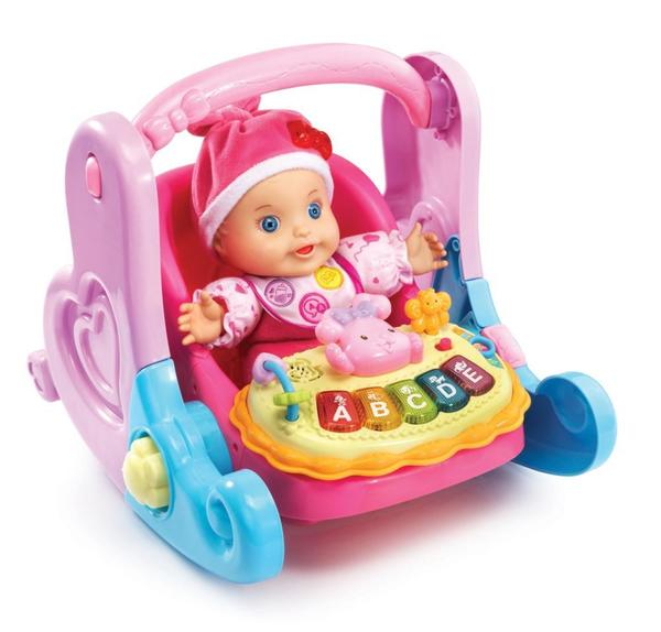 Vtech Little Love 4-in-1 Babyschale