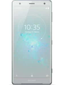 Sony Xperia XZ2 64GB Liquid Silver mit Free S