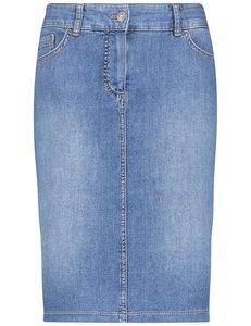 5-Pocket Jeansrock