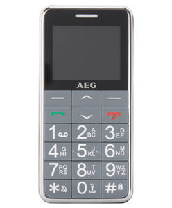 AEG - Handy - AEG, M250, große Tasten
