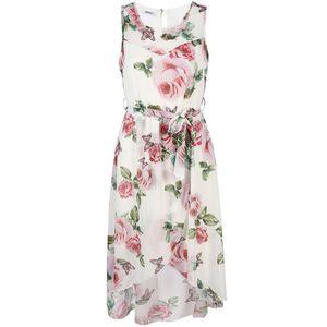 Damen Sommerkleid mit Blumenmuster