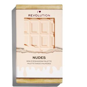Makeup Revolution I Heart Revolution Nudes Mini