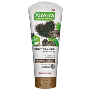Alterra Body-Peeling Bio-Kaffee 1.40 EUR/100 ml