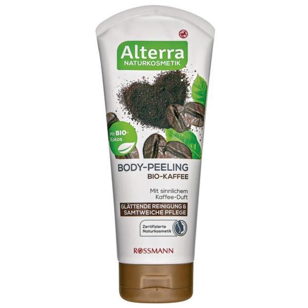 Alterra Body-Peeling Bio-Kaffee 1.40 EUR/100 ml