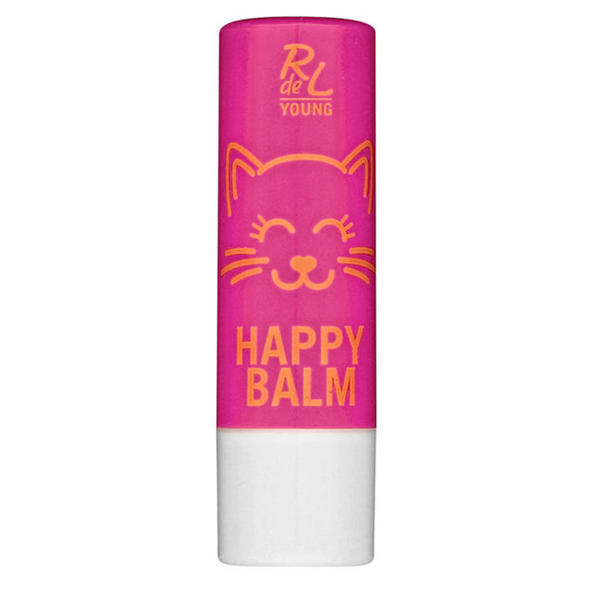 RdeL Young Happy Balm 01 strawberry