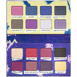essence im with the band eyeshadow palette 10