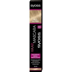 Syoss Haar Mascara Hellblond 49.94 EUR/100 ml