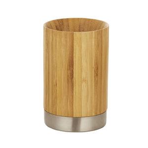 Bambus Zahnputzbecher