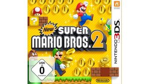 New Super Mario Bros .2