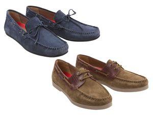 LIVERGY® Herren Bootsschuhe