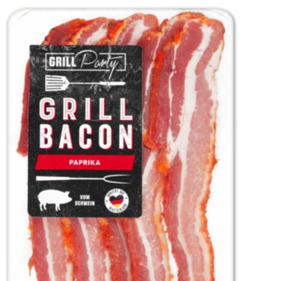 GRILLPARTY Grillbacon