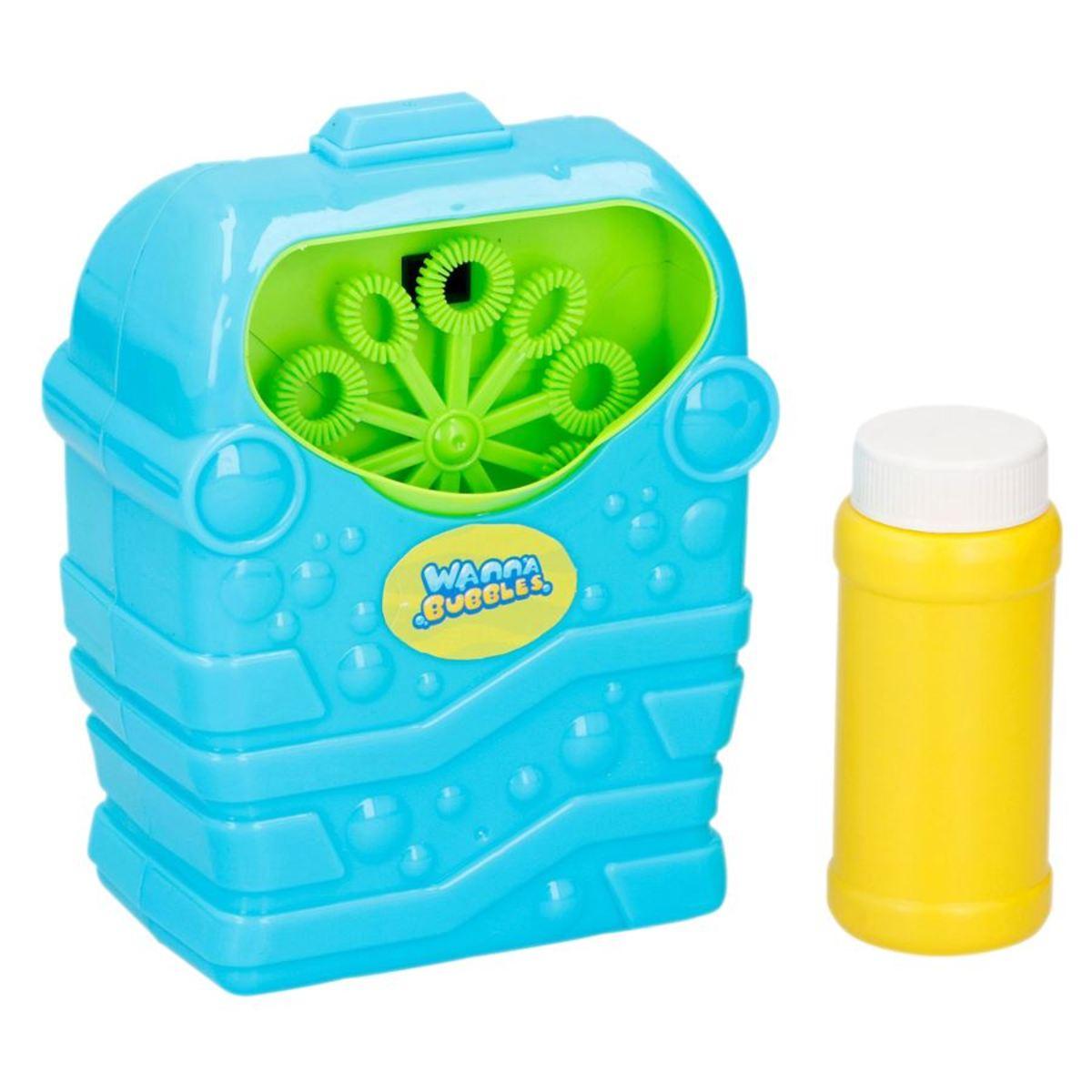 Bild 2 von Bubblez Seifenblasenmaschine mit Seifenwasser 118ml