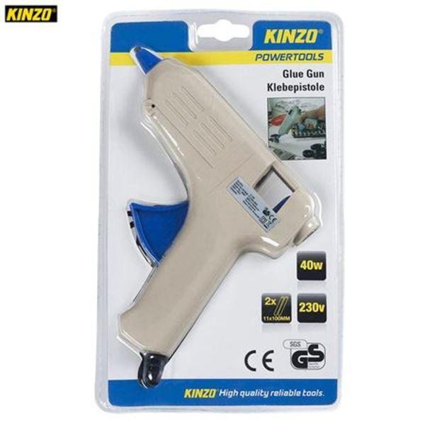 Kinzo Heißklebepistole 40W