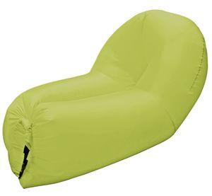 Air Lounge - Luftfangsofa lime