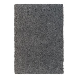 Teppich New Feeling - Kunstfaser - Anthrazit - 200 x 300 cm, Schöner Wohnen Kollektion