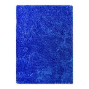 Teppich Soft Square - Denim - Maße: 65 x 135 cm, Tom Tailor