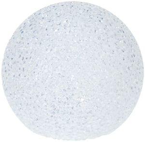 LED-Kugel - aus Kunststoff - Ø = 7,5 cm