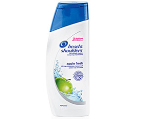Head & Shoulders Shampoo, Reisegröße