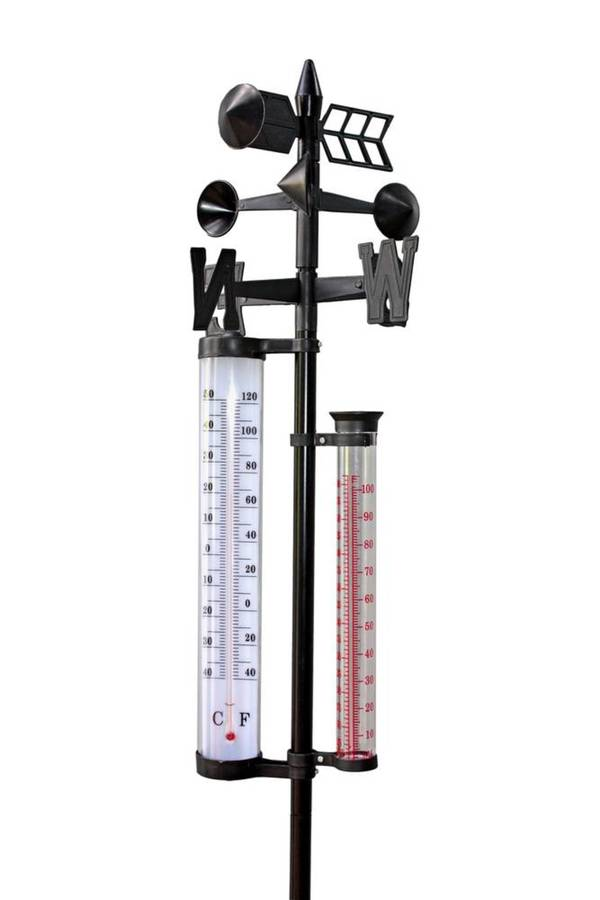 Wetterstation inkl. Thermometer