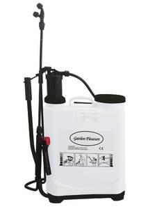 Rückendrucksprüher 16 L mit GRATIS dazu Handdrucksprühgerät 1 L Garden Pleasure