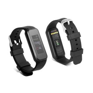 Fitness Armband mit Touch-Display zur Überwachung von Puls, Fitness, Schlaf- und Aktivphasen Technaxx